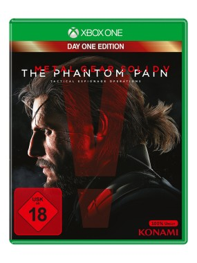 MGSV_XBOX ONE_Day One_GERMANY