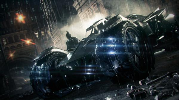 Batman Arkham Knight 1