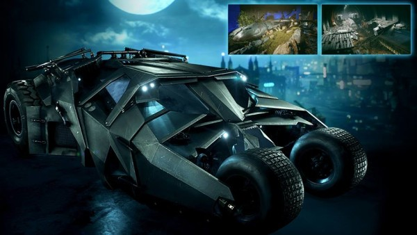 Batman Arkham Knight_Tumbler