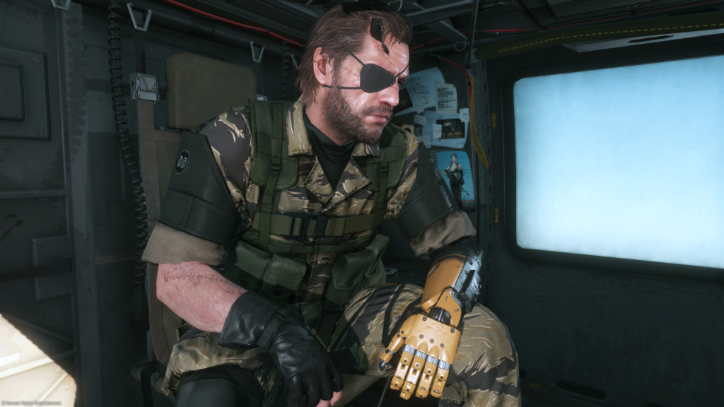PlayStation 4 Version von Metal Gear Solid V: The Phantom Pain