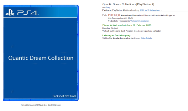 quantic-dream-collection