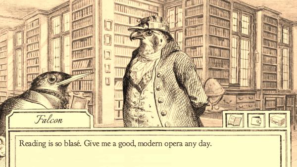 Aviary Attorney - Screenshot