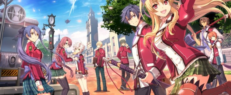 Trails of Cold Steel: Banner