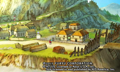 The Legend of Legacy: Screenshot 1