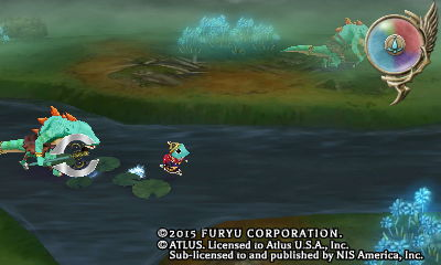 The Legend of Legacy: Screenshot 3