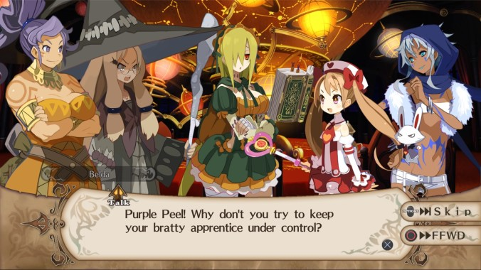 The Witch and the Hundred Knight: Revival Edition_20160220130556