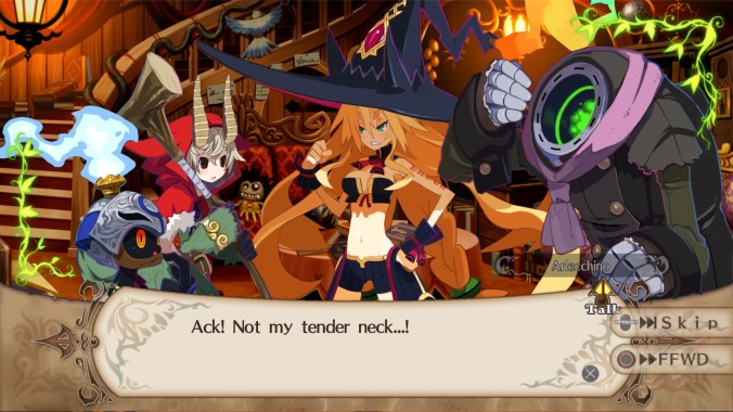 The Witch and the Hundred Knight: Revival Edition_20160220202412