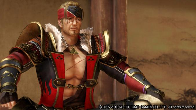 Samurai Warriors 4 Empires: Screenshot 1