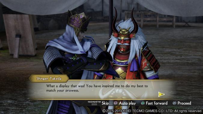 Samurai Warriors 4 Empires: Screenshot 10