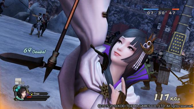Samurai Warriors 4 Empires: Screenshot 7