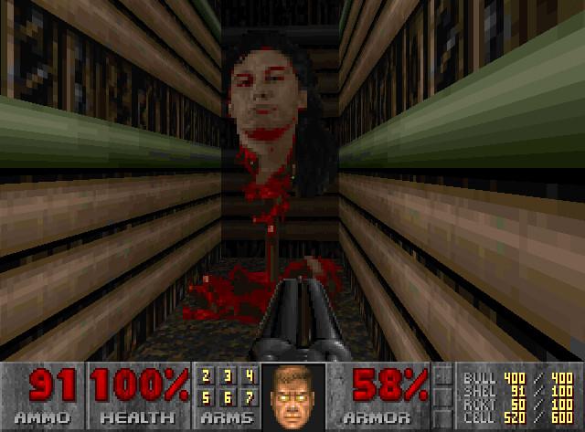 Doom 2 John Romero