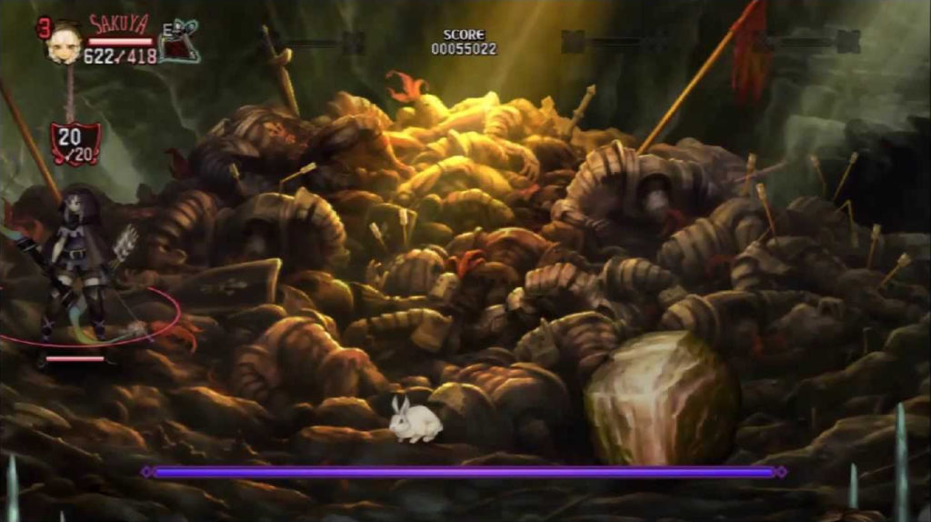 Dragons Crown Killer Rabbit