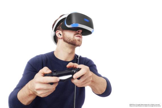 Auch Sonys kommendes Headset PlayStation VR könnte von einer verbesserten PS4 profitieren.