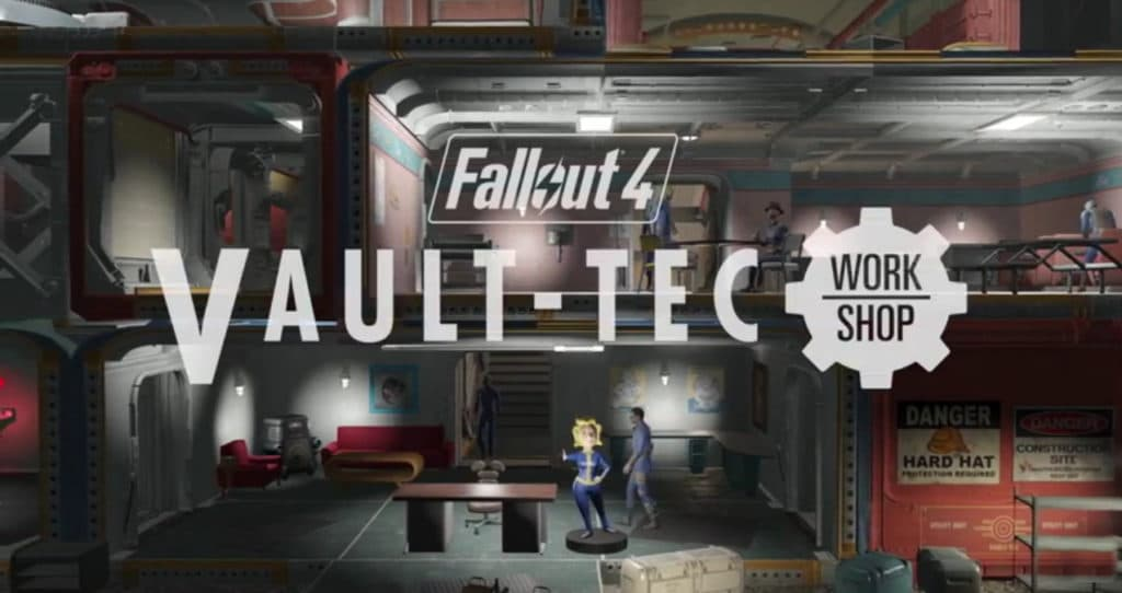 Fallout Vault-Tec Workshop