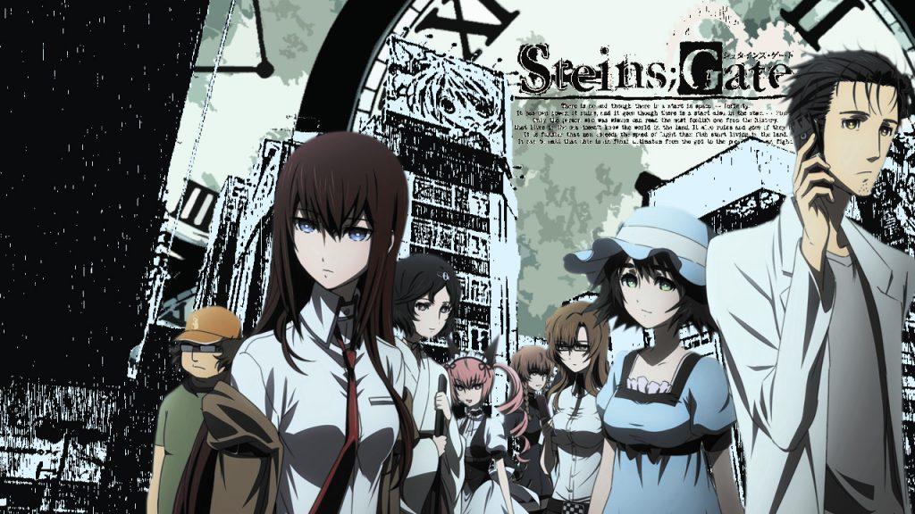 Steins-Gate-Anime