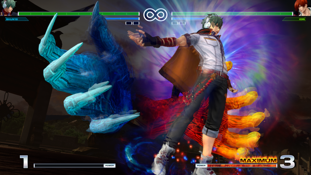 KOF_XIV_announce_screenshot_1