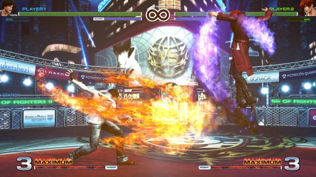 KOF_XIV_announce_screenshot_3