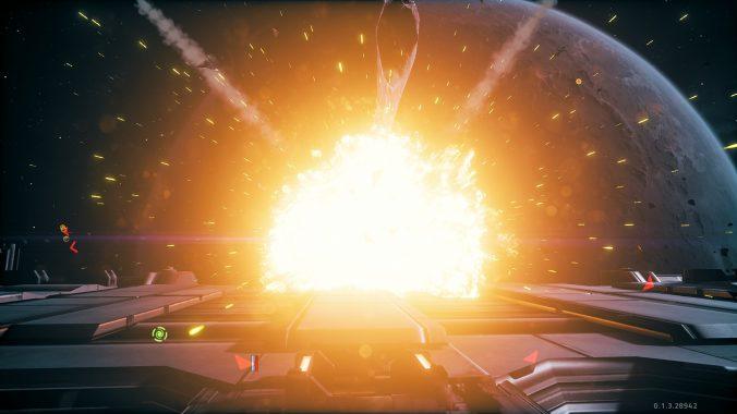 Immerhin sterbt ihr mit einer gewaltigen Explosion!