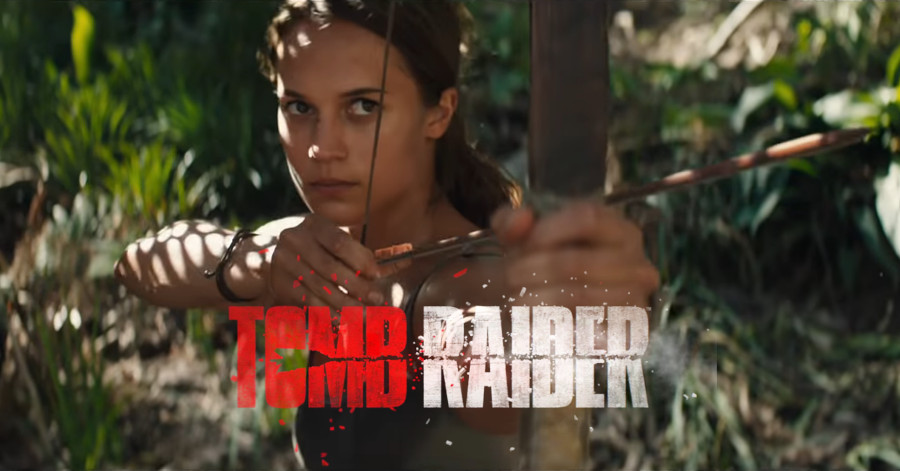 Filmkritik - Tomb Raider – Gamondo